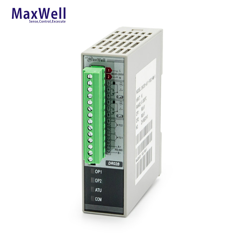 DIN RAIL type temperature controller with RS485