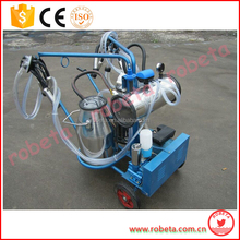 2016 New arrival cow milking machine price in india with CE