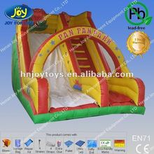 Perfect designed big slide inflatables