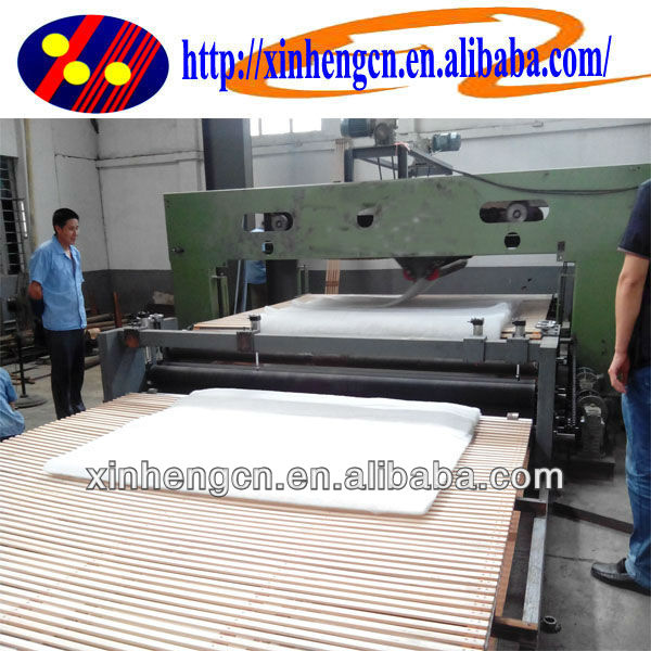 used single or multi needle quilt production line,industrial quilting machine price
