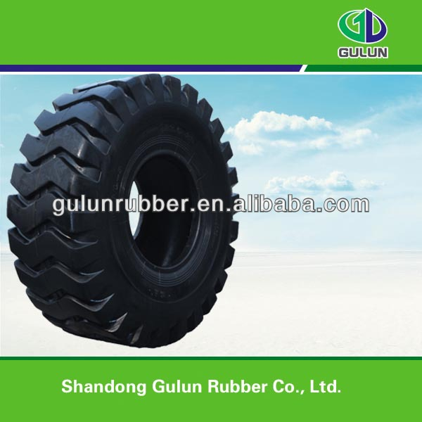 Tire for Off Road Vehicle, E3/L3 16/70-24 Bias OTR tire for Material Handling, Extra Deep Tread