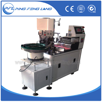 PFL-B01 Automatic wire crimping machine