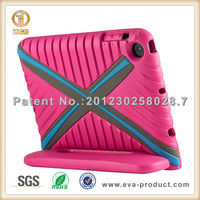 Manufacturer wholesale kids safe protective stand case for apple ipad mini 2