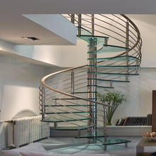 Steel iron price indoor outdoor Spiral Stairs calculator