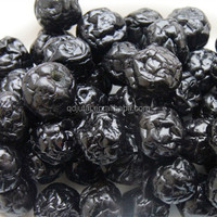 High Quality Organic dried black plums in sweet