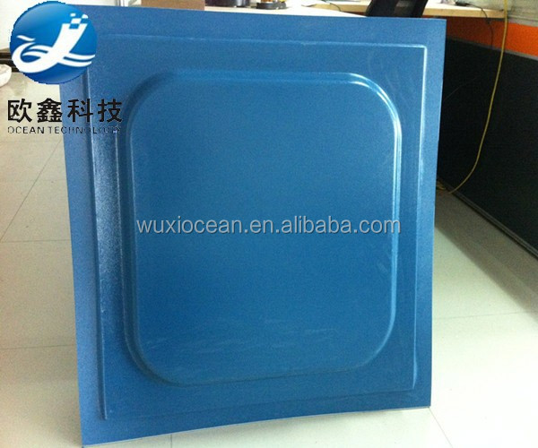 Custom Bule plastic thermoforming PP products