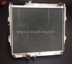 Full aluminium Heat exchanger for Toyota Hilux 3rz radiator with 530x445x65mm core size