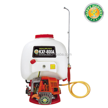 25L agriculture 4 stroke 139F engine knapsack power sprayer KXF-800A