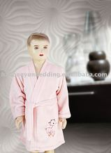 Children's Coral Fleece Bathrobe