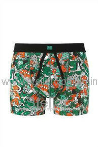 ALL OVER PRINTED BOXER BRIEF