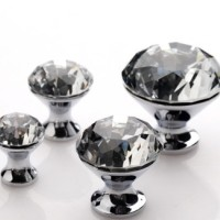 Crystal Handles And Knobs Furniture Hardware