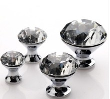 Crystal Handles And Knobs Furniture hardware Wholesale