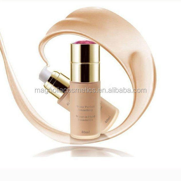 Matte But Not Flat Smoothing Liquid Foundation for Skin Care