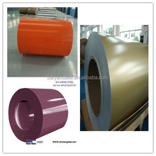 Prime quality prepainted Galvanized steel sheet in coils /PPGI/PPGL Any RAL color