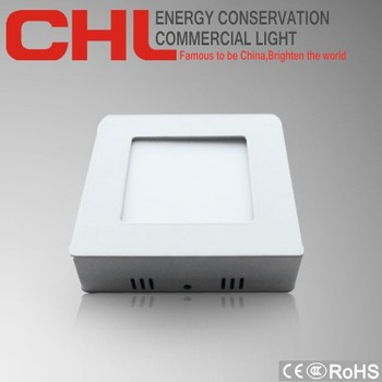 New Products RoHS EMC OEM white box cheap price led panel light