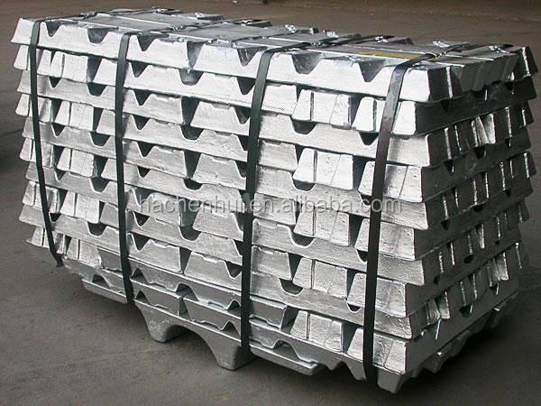 High Quality Primary Aluminium Ingot