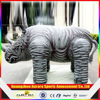 Lifelike inflatable rhino model for advertising event cheap on sale