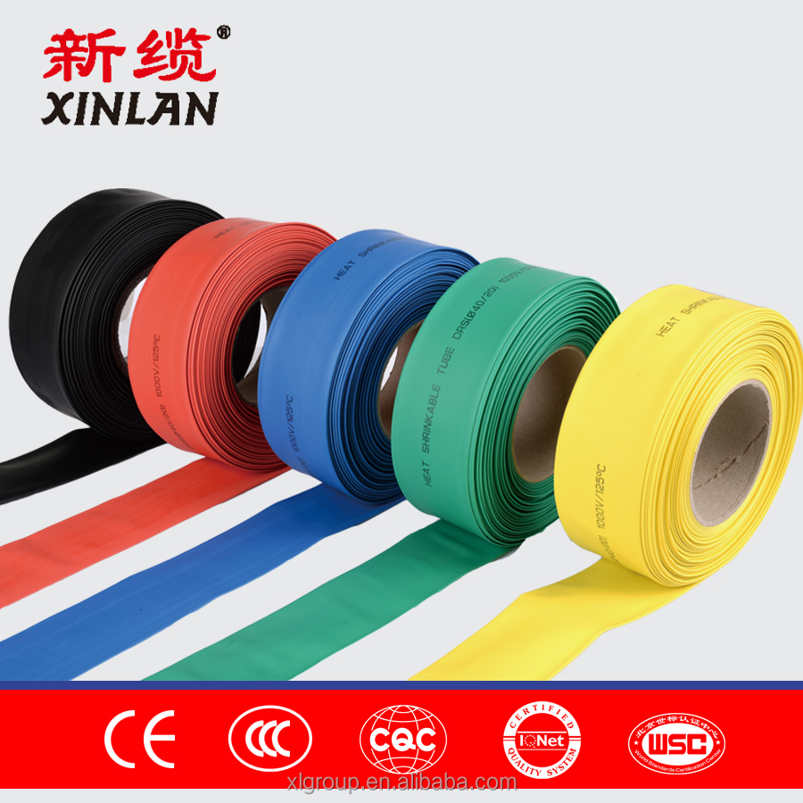 Brand new heat shrink sleeving manufacturer