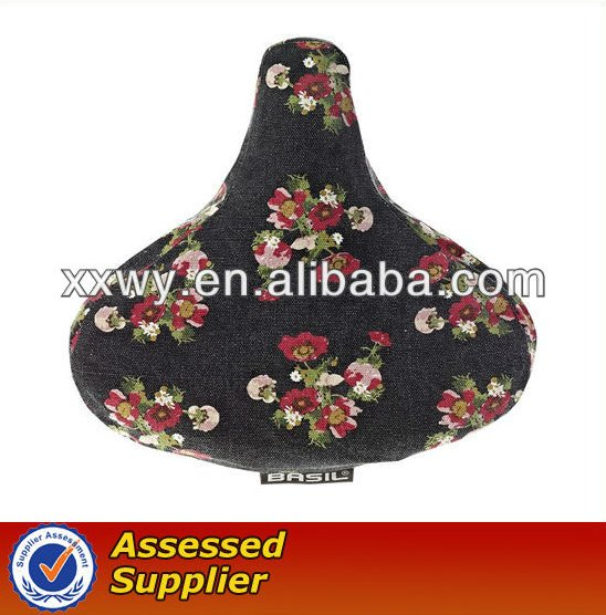 promotion waterproof bike seat cover