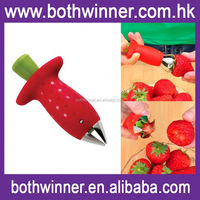 Good selling strawberry huller ,H0T151 stainless steel fruit & vegetable carving tools for sale