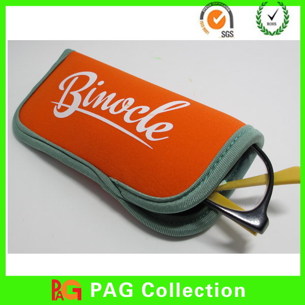 Eyeglasses Cases Neoprene bag for glasses
