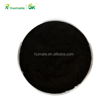 controlled release potassium humate powder