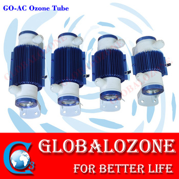high temperature resistance air cooled ceramic ozone tube