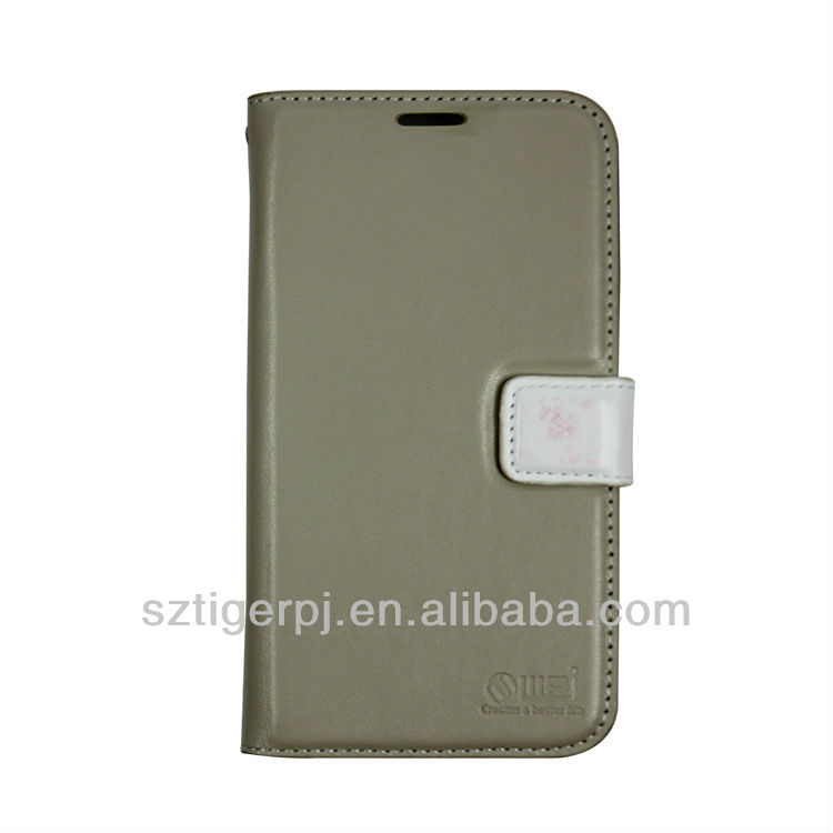 New Design Flip Cover Book Case For Samsung Galaxy Note2 N7100 Case