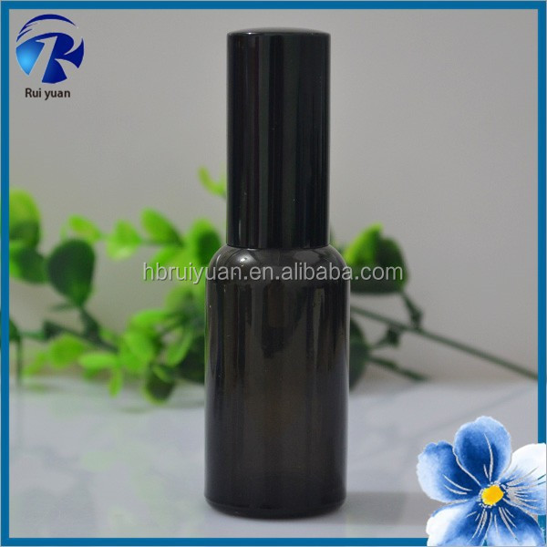 Hot Selling Black 50ml Olive Oil Spray Bottle