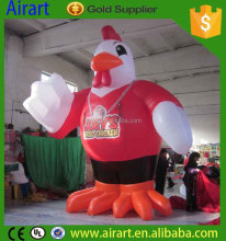 Popular New Design Turkey Model Inflatable chicken Advertising For Thanksgiving Day