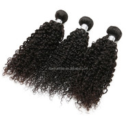 cheap unprocessed malaysian hair weave product kinky curly micro bead hair extension