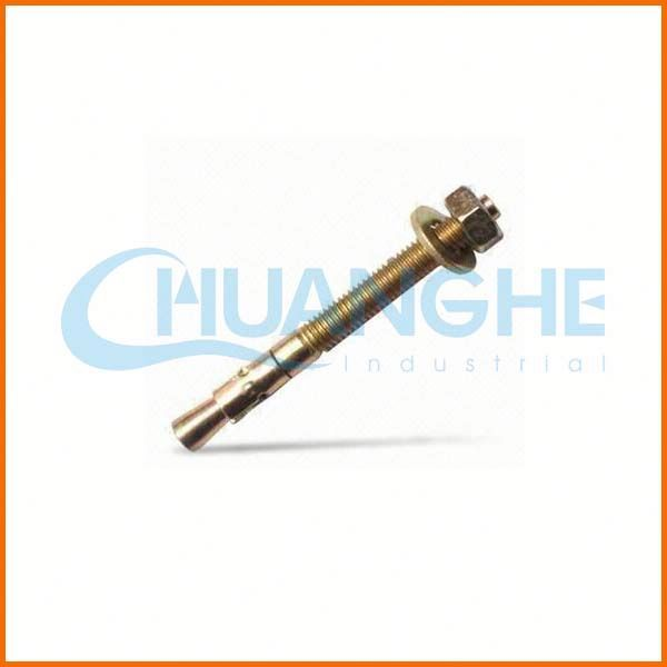 China supplier m12 chemical anchor bolt stainless steel japan