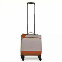 Guangzhou factory eminent portable trolley 4 wheel bag trolley luggage