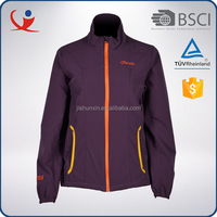 Spring softshell lightweight polyester purple pictures of types of clothes