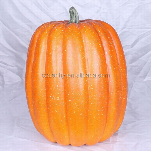 Autumn Fall Festival Large Plastic Pumpkin For Sale