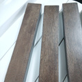 "Wholesale Customize 12""/14""/16"" Dark Walnut Wooden Magnetic Knife Holder/Strip For Kitchen Tools"