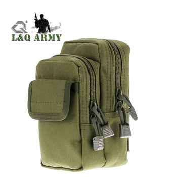Outdoor EDC Bag Hunting Bags Tactical Waist Pack Tools Mobile Phone Utility Sundries Pouch Equipment Packs