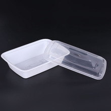 Wholesale takeaway disposable bento packing box for food