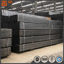 Hot sale weight of rectangular hollow section fencing tube size 40x30, hollow steel tube construction material