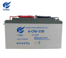 top sale best quality 12V 150ah energy storage UPS colliod battery