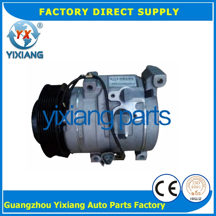 Auto 7PK Magnetic Clutch AC 10S15C Compressor For RAV4