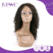Simple Custom Fit Clean And No Smell Purple Integration Afro Natural Kinky Curl Hair Wig