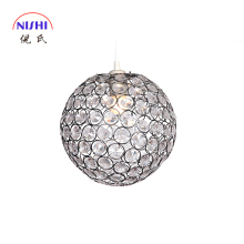 2018 Hot Nis NS-120157 Suspension Led Glass Led Disco Pendant Lamp Ball