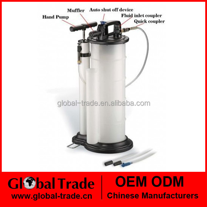 9L Manual / Pneumatic Fluid Extractor A0523