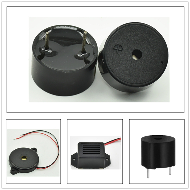 Internal Driven 12V Electric Piezo Buzzer