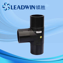 Plastic Tee/PE100/HDPE Pipe Fitting for Water Line