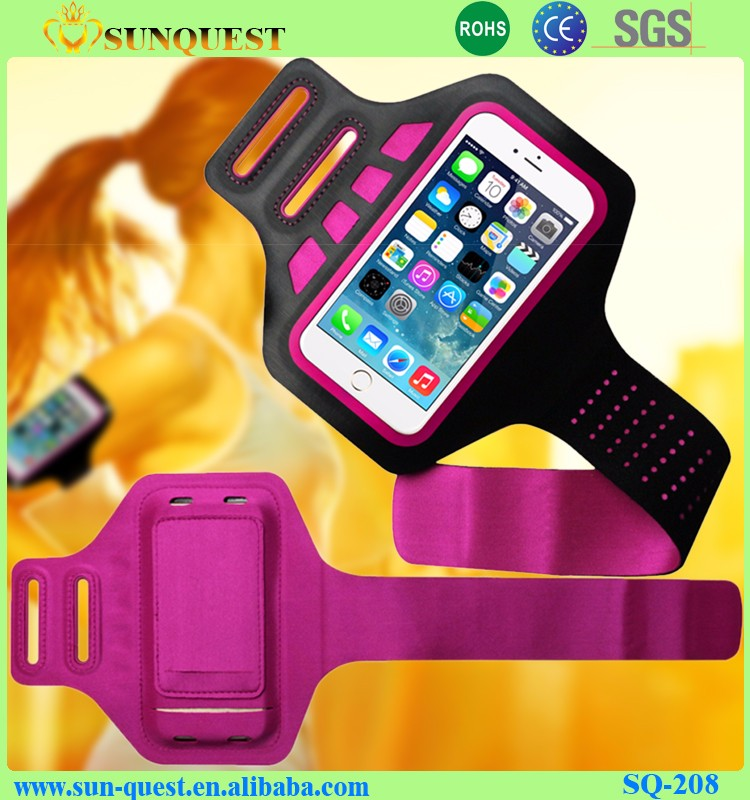 Sports Phone Armband For Iphone 5s Logo Printed Armband Best Quality Lowest Price Best For Iphone Armbands