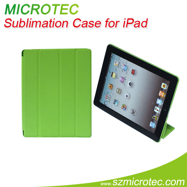 Sublimation Magnetic Flip Case for iPad 2/3