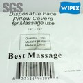 manufacturer spunlaced nonwoven disposable face rest covers for massage tables