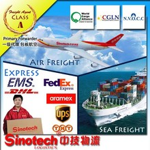 Sea freight rates from China to Turkey Saudi Arabia Dubai Worldwide
